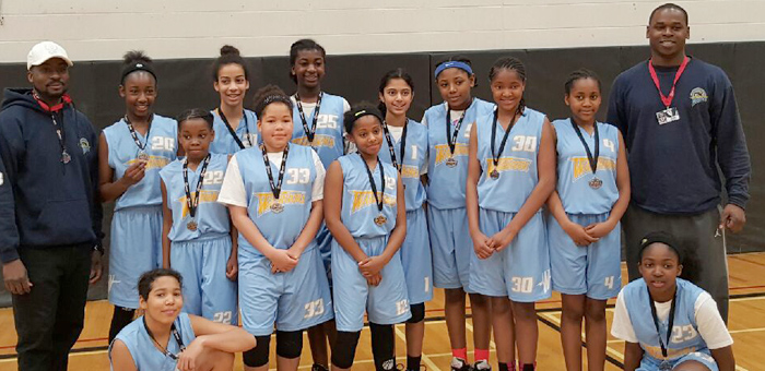 Major Atom Girls Wins Silver