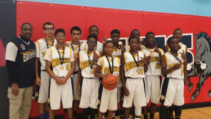 BRAMPTON WARRIORS TEAM POYSER BRING HOME THE GOLD!