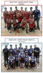 "2014 BMBA Summer Finalist Winner - Midget Boys ""The Bulls"""