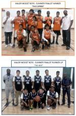 "2014 BMBA Summer Finalist Winner - Major Midget Boys ""The Clippers"""