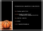 2015 BMBA Rep Girls Tryout Flyer - April