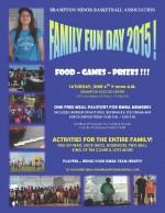 BMBA Family Fun Day Flyer 2015
