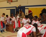 Brampton Warriors Fortune Elite Team 2