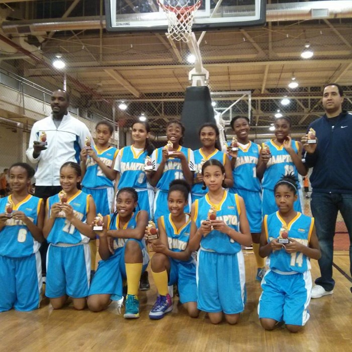 Lady Warriors win Silver at SBA Tournament at HoopDome Decem…